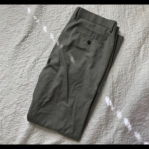 Men's Kenneth Cole Grey dress pants slacks